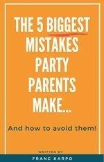 5 biggest birthday mistakes