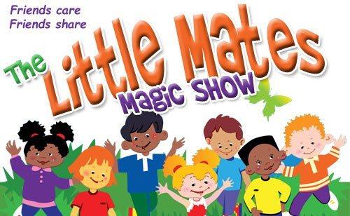 UK anti-bully magic show