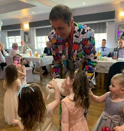 Magician for Christening party